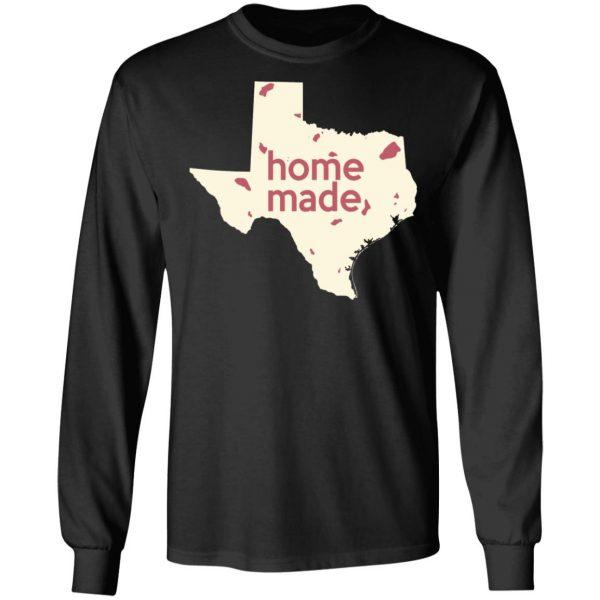Homemade Texans Shirt Apparel 11
