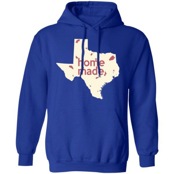 Homemade Texans Shirt Apparel 15