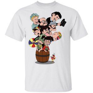 Chavo Del Ocho Shirt Apparel 2
