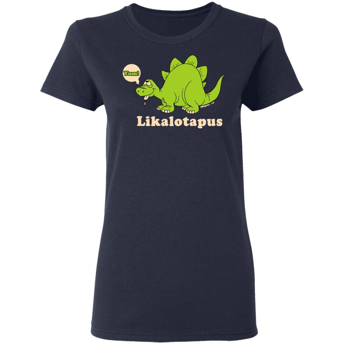 Lickalotapus