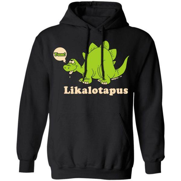 Lickalotapus T-Shirts