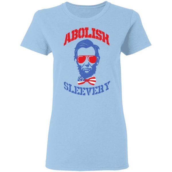 Abolish Sleevery T-Shirts
