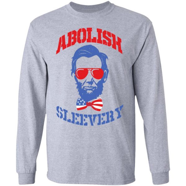 Abolish Sleevery T-Shirts