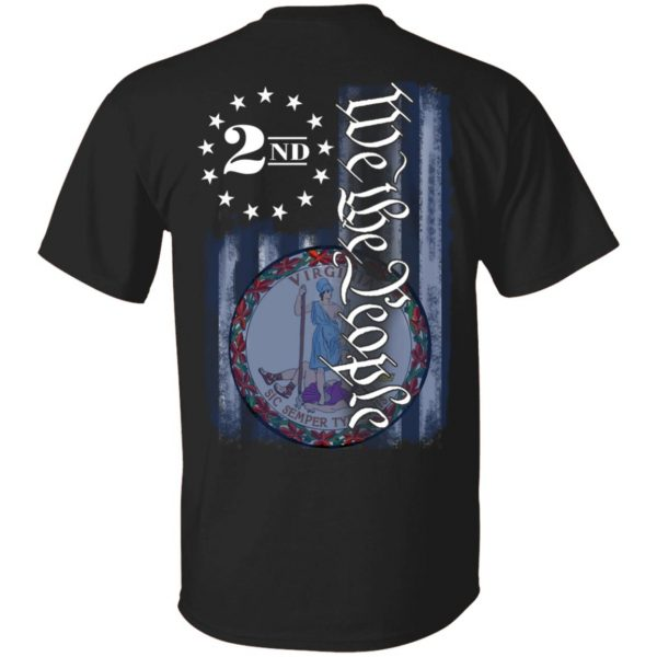 We The People Virginia T-Shirts
