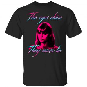 The Eyes Chico They Never Lie Maglietta Per Bambini T-Shirts