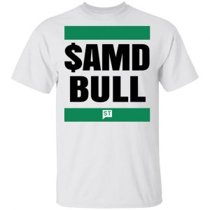 $AMD Bull T-Shirts Apparel 2