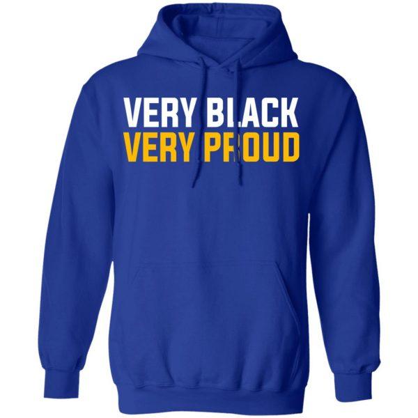 Very Black Very Proud T-Shirts