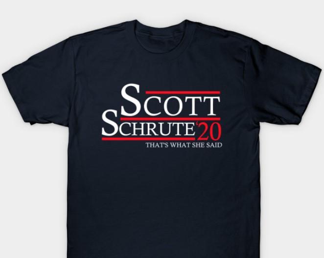 Scott/Schrute 2020