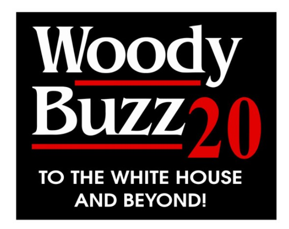 Woody Buzz 2020 To The White House And Beyond