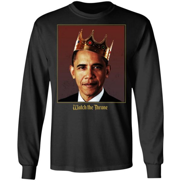 Barack Obama Watch the Throne T-Shirts