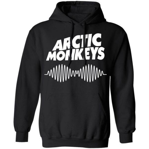 Arctic Monkeys Logo T-Shirts