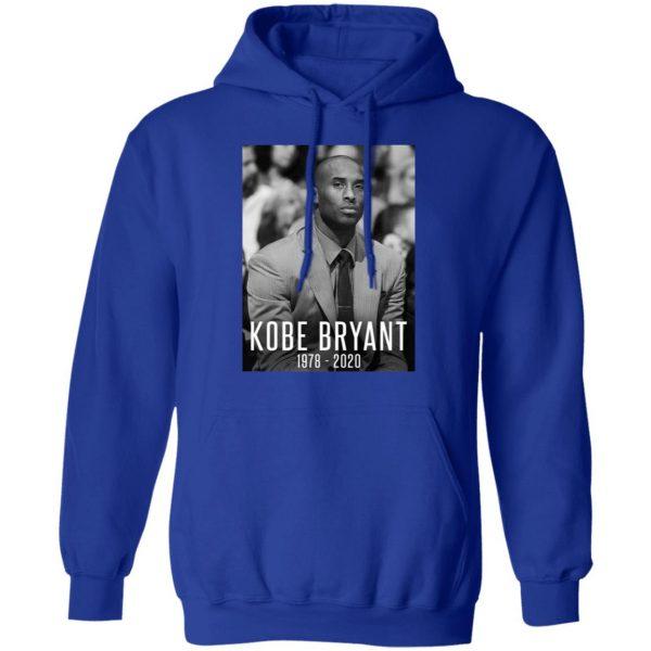 Rip Kobe Bryant 1978 2020 T-Shirts