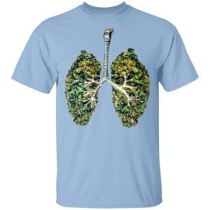 Weed Lungs T-Shirts