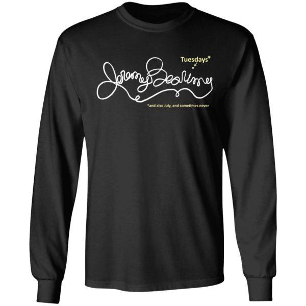 Jeremy Bearimy The Good Place T-Shirts