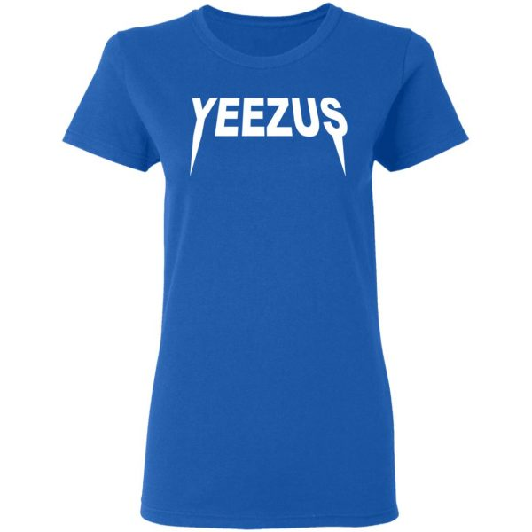 Kanye West Yeezus Tour T-Shirts