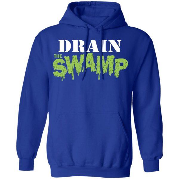 Drain The Swamp T-Shirts