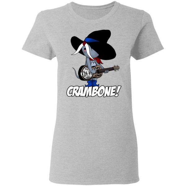 Uncle Pecos Crambone T-Shirts Apparel 8