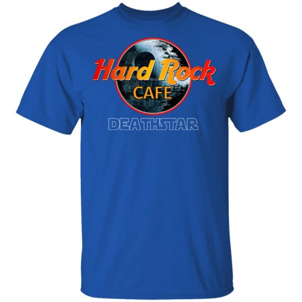 Hard Rock Cafe Deathstar T-Shirts