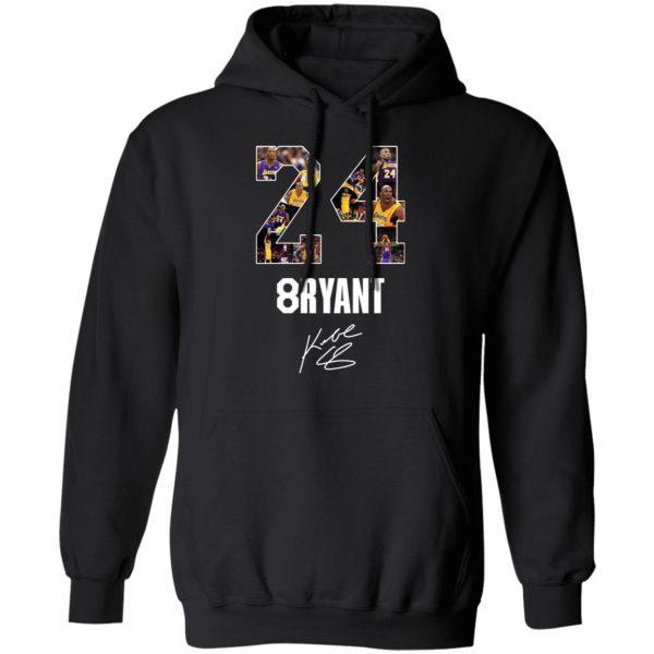 24 8ryant Kobe Bryant 1978 2020 T-Shirts