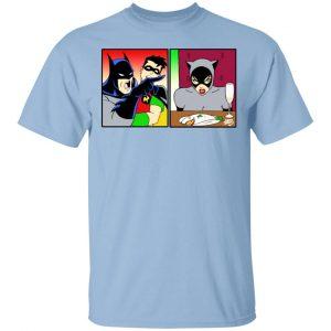 Batman Yelling At Catwoman Meme T-Shirts