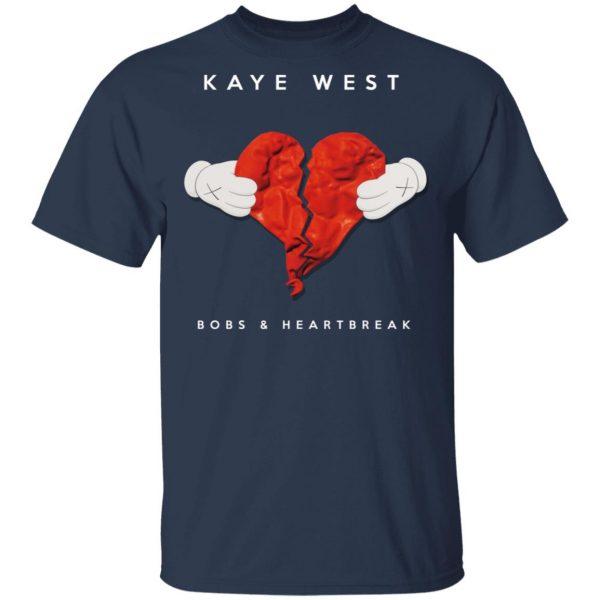 Kanye West Bobs & Heartbreak T-Shirts