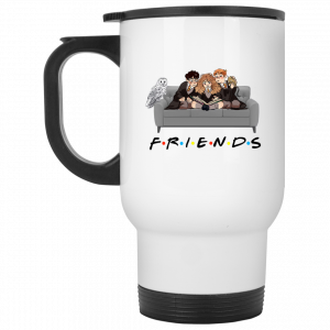 Best Friends Harry Potter Magical Wizard Magical World Mug
