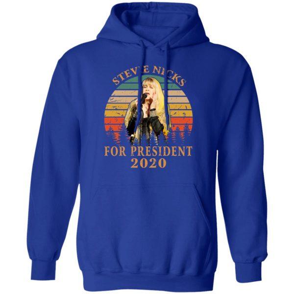 Stevie Nicks For President 2020 T-Shirts
