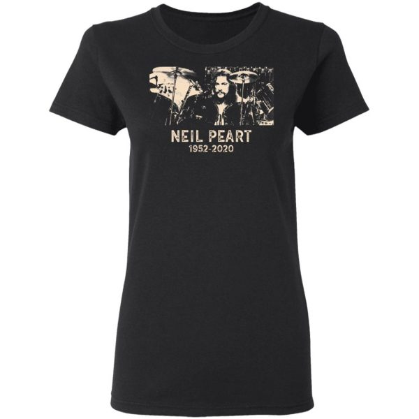 Rip Neil Peart 1952 2020 T-Shirts