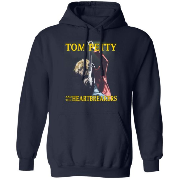 Tom Petty And The Heartbreakers T-Shirts