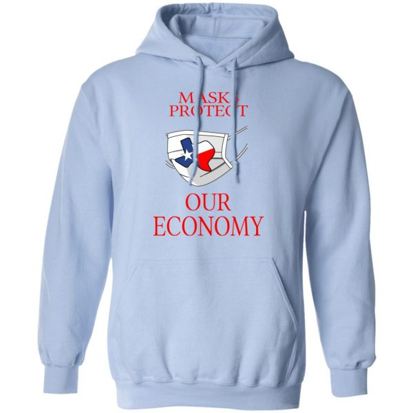 Masks Protect Our Economy T-Shirts