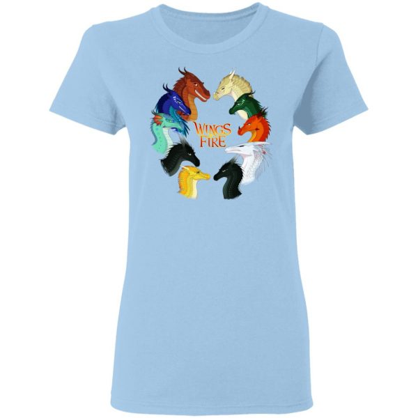 Wings Of Fire T-Shirts