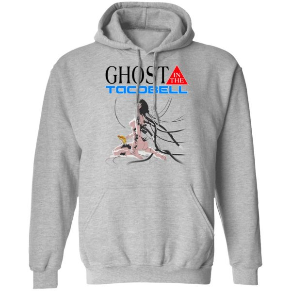 Ghost In The Taco Bell T-Shirts