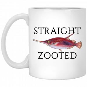 Straight Zooted Mug