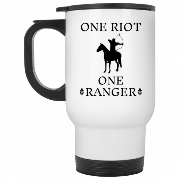 One Riot One Ranger Ranger's Apprentice Mug