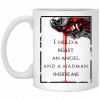 A Man Should Not Utter Words He Is Unwilling To Stand By Dicere Verum Mug