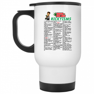 Trailer Park Boys Rickyisms Mug
