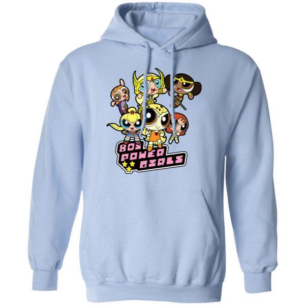 80's Power Girls T-Shirts
