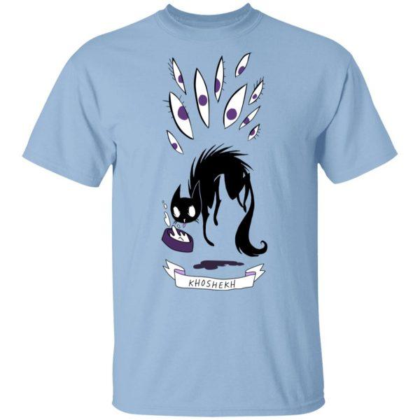 Khoshekh The Cat T-Shirts Apparel 3