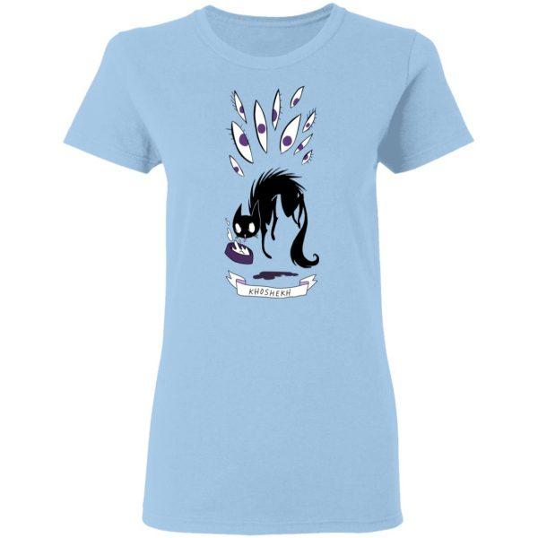Khoshekh The Cat T-Shirts Apparel 6