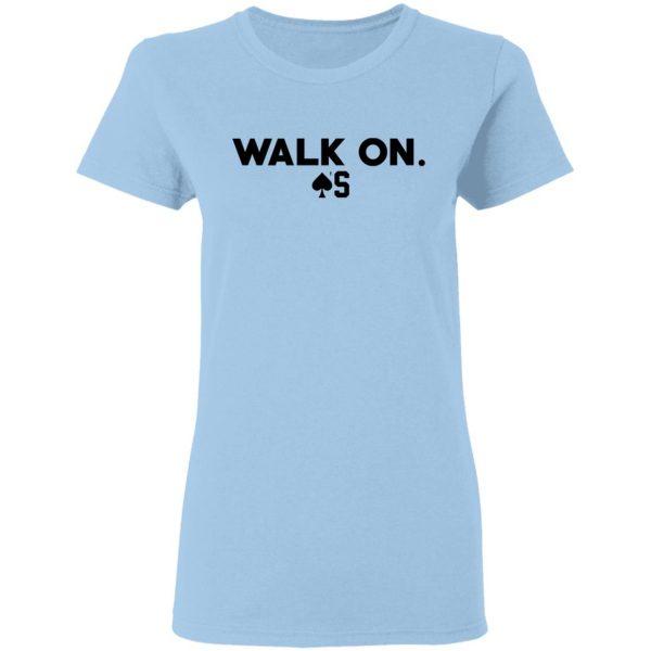 Baker Mayfield Walk On T-Shirts