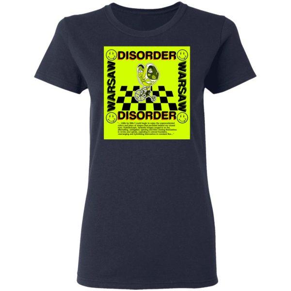 Disorder Warsaw T-Shirts