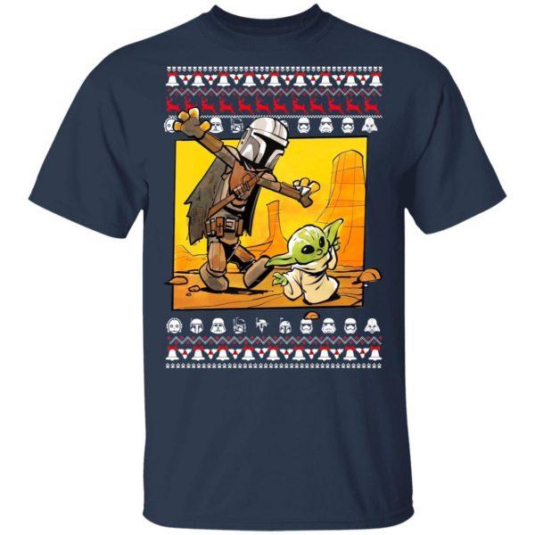 Jeda Christmas T-Shirts Apparel 5