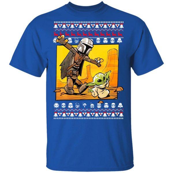 Jeda Christmas T-Shirts Apparel 6