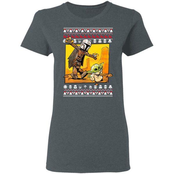 Jeda Christmas T-Shirts Apparel 8