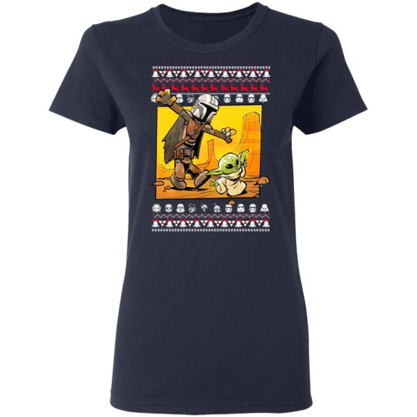 Jeda Christmas T-Shirts Apparel 9