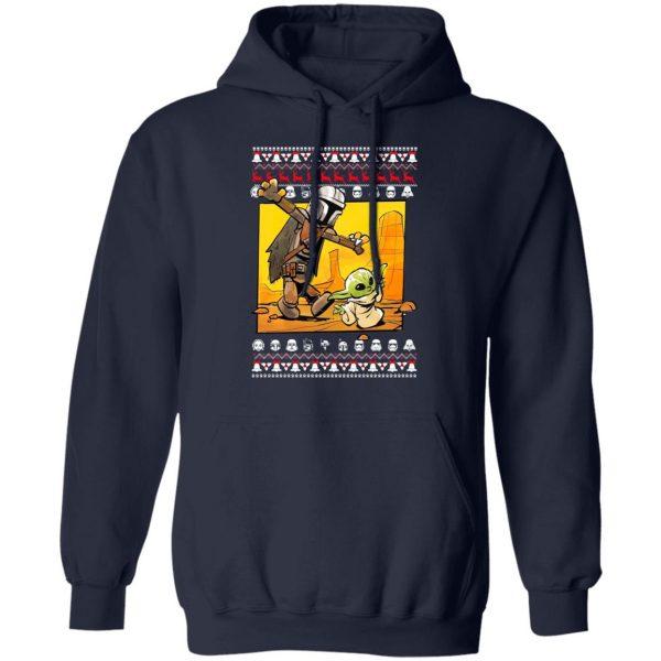Jeda Christmas T-Shirts Apparel 13