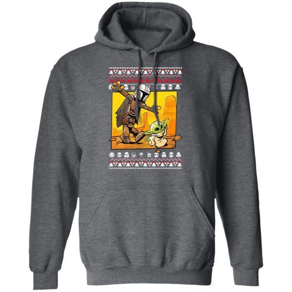 Jeda Christmas T-Shirts Apparel 14