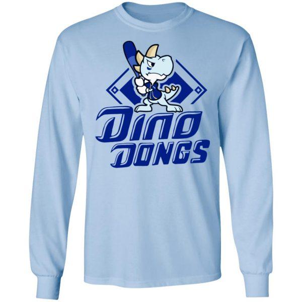 Nc Dinos Swole Daddy T-Shirts