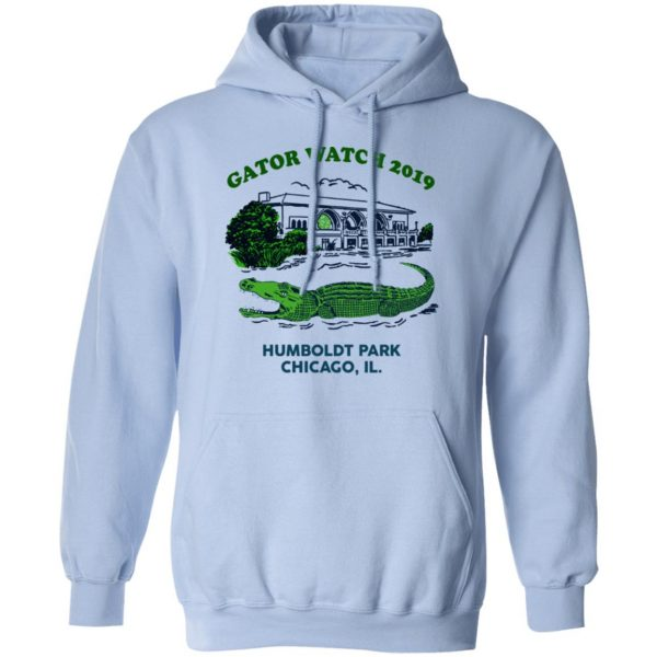 Gator Watch 2019 Humboldt Park Chicago IL T-Shirts Apparel 14