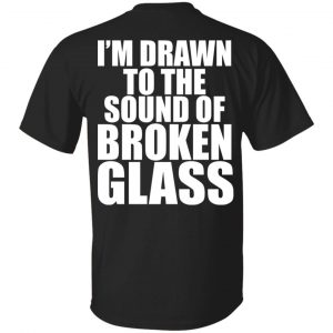 Crowbar I'm Drawn To The Sound Of Broken Glass T-Shirts Apparel 2